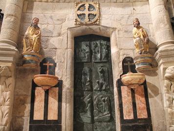 Acto de Apertura de la Puerta Santa